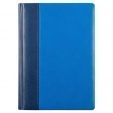 Ежедневник Norma, недатированный, сине-голубой