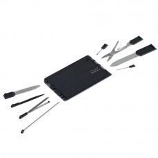 Карточка — набор инструментов Multi Tec, черная