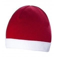 Шапка Top, красно-белая