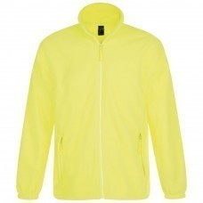 Куртка мужская North, желтый неон