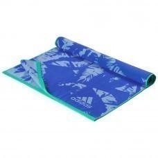 Пляжное полотенце, синее