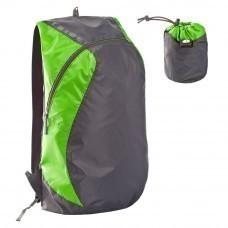 Складной рюкзак Wick, зеленое яблоко
