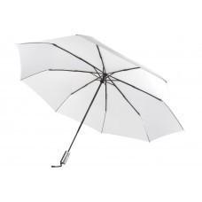 Зонт складной Unit Fiber, белый
