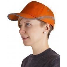 Бейсболка Makito Cap Tarea, оранжевая