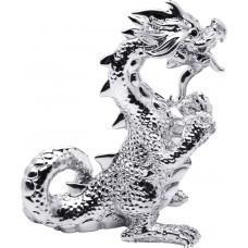 Статуэтка «Серебряный дракон»