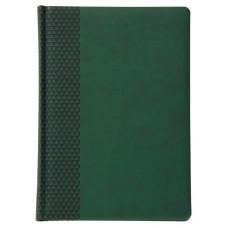 Ежедневник BRAND, недатированный, зеленый