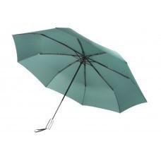 Зонт складной Unit Fiber, зеленый