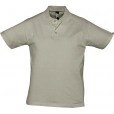 Рубашка поло мужская Prescott men 170, хаки