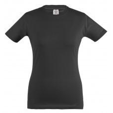 Футболка женская Unit Stretch 190 черная