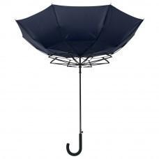 Зонт-трость Unit Wind, синий