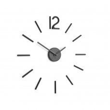 Настенные часы Blink, черные