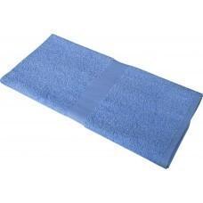 Полотенце махровое Medium, голубое