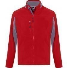 Куртка мужская NORDIC красная
