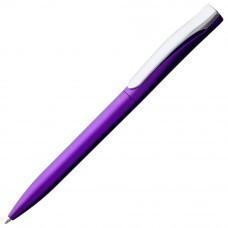 Ручка шариковая Pin Silver, фиолетовая