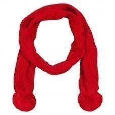 Шарф Comfort, красный