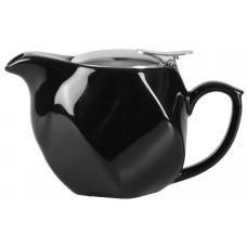 Заварочный чайник «Эстет», черный