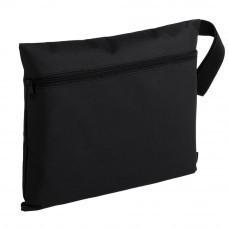Конференц-сумка Unit Saver, черная