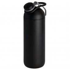 Бутылка для воды fixFlask, черная