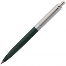 Ручка шариковая Popular, зеленая