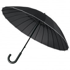 Зонт-трость Ella, черный