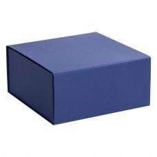 Коробка Shine раскладная на магнитах, синяя