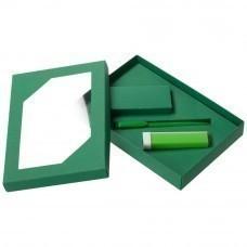 Набор Energy: аккумулятор и ручка, ver.2, зеленый