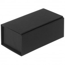 Коробочка под аккумулятор Flip, черная