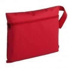 Конференц-сумка Unit Saver, красная