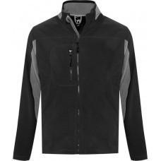 Куртка мужская NORDIC черная