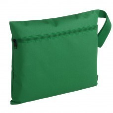 Конференц-сумка Unit Saver, зеленая