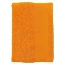 Полотенце махровое Island Medium, оранжевое
