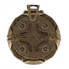 Флешка «Криптекс»® Roundlock, 32 Гб