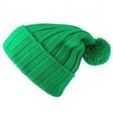 Шапка Chain, зеленая