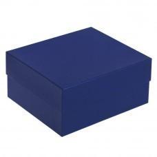 Коробка Satin, большая, синяя