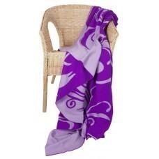 Плед Spring фиолетовый