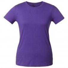 Футболка женская T-bolka Lady, фиолетовая