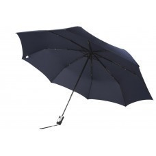Складной зонт Aquaforce, темно-синий